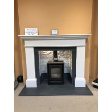 The Belgrade Marble Fireplace