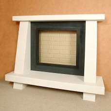 The Macedonia Marble Fireplace