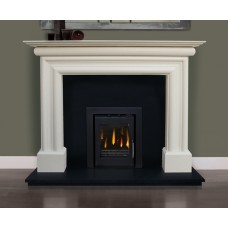 Ancona - Marble Fireplace