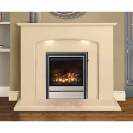 Ashley - Marble Fireplace