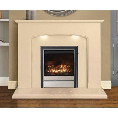 Ashley - Marble Fireplace