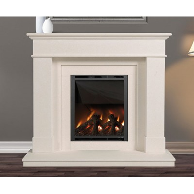 Balmoral Grande (HE900) - Marble Fireplace