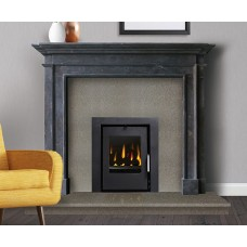 Blenheim Rio Cinza - Marble Fireplace