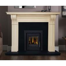 Irish Corbel - Marble Fireplace
