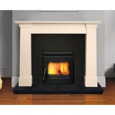 Milan - Marble Fireplace