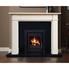 Nantucket - Marble Fireplace
