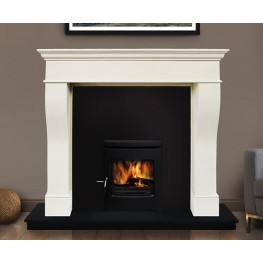 Pisa - Marble Fireplace