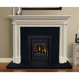 Salerno - Marble Fireplace