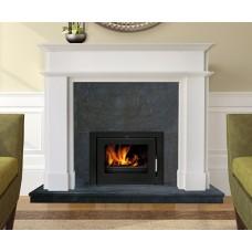 Albany Limestone Fireplace