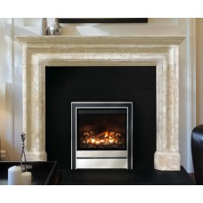 Cambridge Limestone Fireplace
