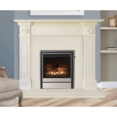 Chatham - Limestone Fireplace