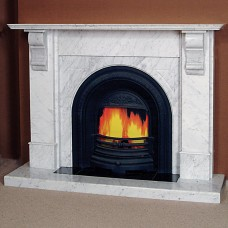 The Brisbane Marble Fireplace