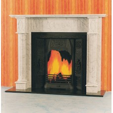 The Canberra Marble Fireplace