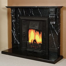 The Duiske Marble Fireplace