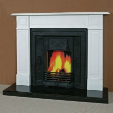 The Paddocks Marble Fireplace