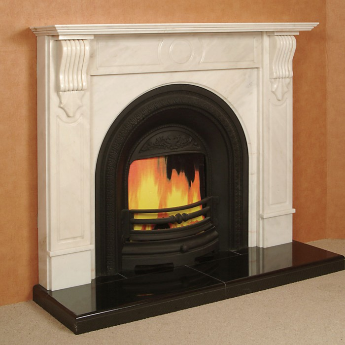 Fireplace Design fireplaces for sale : The Senegal Marble Fireplace, Marble Fireplace Kilkenny, Marble ...