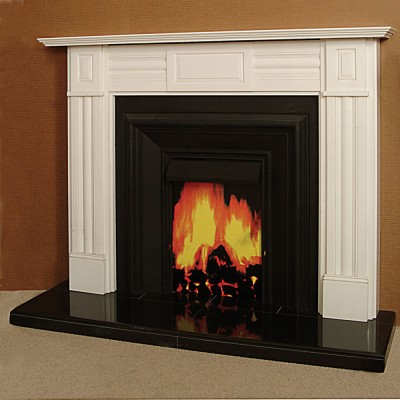 Vienna Marble Fireplace