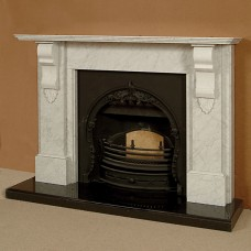 The Melbourne Marble Fireplace