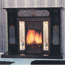 The Persia Slate Fireplace