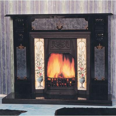 The Persia Slate Fireplace