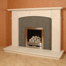 The Lisbon Limestone Fireplace