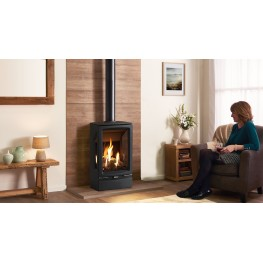 Gazco Vogue Midi T Gas Stoves