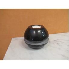 Kilkenny Black Marble Candle Holder