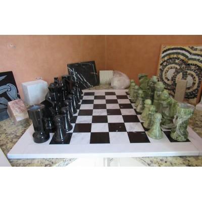 Unique Marble Chessboard