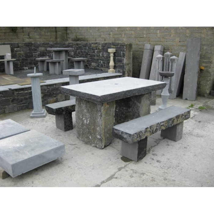 Limestone Square Tables Stone Table Stone Benches Stone