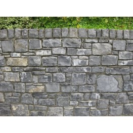 Dark Limestone Split Building Stone