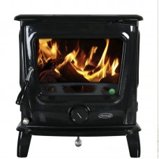 Belleek Ebony Enamel Stove