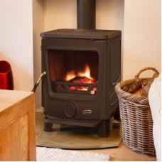 Belleek Matt Multi Fuel Stoves