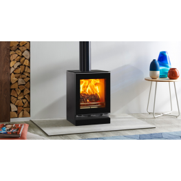 Stovax Vision Small & Vision Small  T Wood Burning Stoves & Multi-fuel Stoves