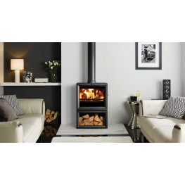 Stovax View 8 Midline Wood Burning Stoves & Multi-fuel Stoves