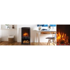 All-new Gazco Vogue Midi electric stoves