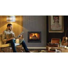 Stovax Elise Edge Wood Burning Inset Fires & Multi-fuel Inset Fires