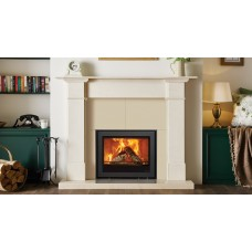 Elise Edge+ Wood Burning Inset Fires & Multi-fuel Inset Fires