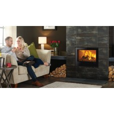 Elise Edge Wood Burning Inset Fires & Multi-fuel Inset Fires
