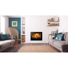 Stovax Elise Edge+ Wood Burning Inset Fires & Multi-fuel Inset Fires