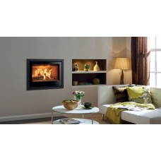 Stovax Elise Profil Wood Burning Inset Fires & Multi-fuel Inset Fires